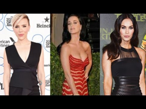 Top 20 Hottest Celebrity Bodies In Hollywood