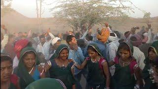 Aadivasi Dance  video  with  dhol mandal