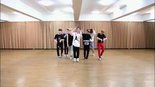 GOT7 - Laugh Laugh Laugh Dance Practice [0.5x & mirrored]