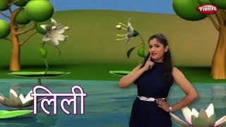 Marathi Rhymes For Children | Lily Rhyme | मराठी बालगीत | Baby Rhymes Marathi | Action Songs Kids