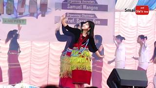 Mega Dance full - All tribe festival Arunachal Pradesh  2018