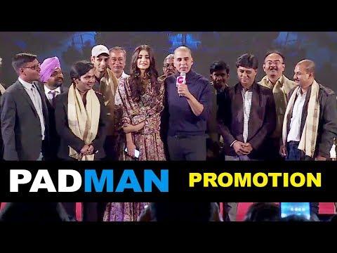 Xxx Mp4 Padman Movie Promotion Full Video HD Akshay Kumar Sonam Kapoor 3gp Sex