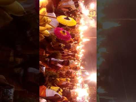 தமிழ் கலாச்சாரம் ....அ.புதூர் மாரியம்மன் பண்டிகை ....