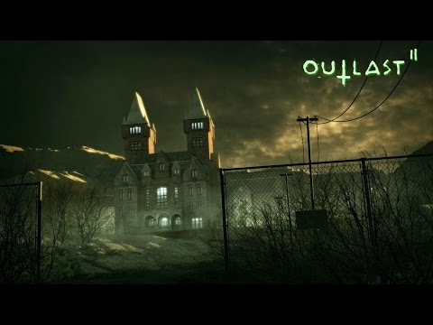 I GET SCARED EASILY - OUTLAST 2
