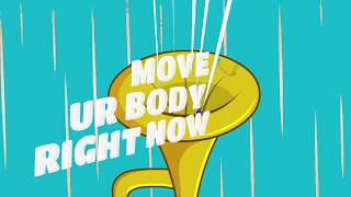 Magasco - Move Your Body ( LYRIC VIDEO)