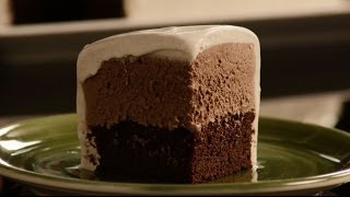Cake Recipes - How to Make Ice Cream Cake