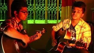 Shada Kalo - Fuad ft. Upol & Maher |cover| Unmesh ft.Sajid (Acoustic)