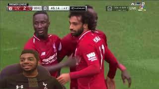 JUST GIVE THEM THE TROPHY!! LIV vs. WHU 12/08/18 REACTION