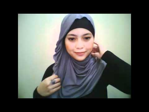 Hijab tutoriaL by kurma store III