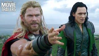 New THOR: RAGNAROK Clip Sees Hela Destroy Thor