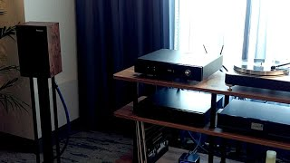 Axpona 2019 - Primare & Falcon Acoustics LS3/5a