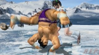 Tekken 5 - Everyone with Christie's Moves
