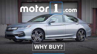 Why Buy? | 2017 Honda Accord V6 Touring Review