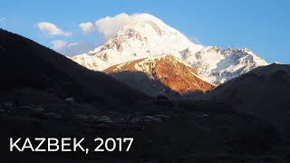 Kazbek, Georgia 2017