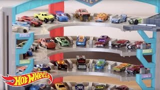 Hot Wheels Ultimate Garage Demo Video | Hot Wheels