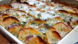Boulangere Potatoes recipe