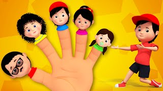 Finger Family Nursery Rhymes From  Kids Tv S01 EP103
