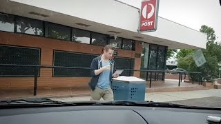 Our first PO BOX letter opening!