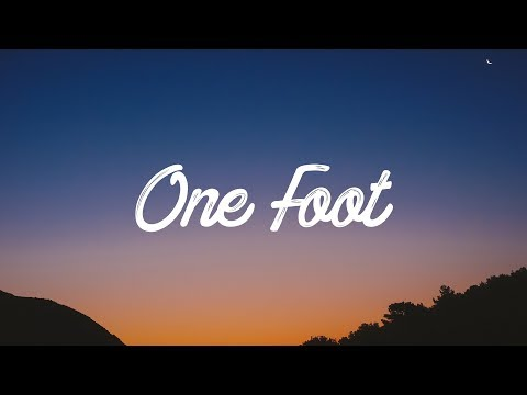 WALK THE MOON One Foot Lyrics Lyrics Video
