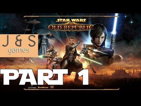 SWTOR: Femorg! - PART 1 - Game Bros