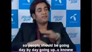 Ananto Jalil FUNNY Interview BPL February 2013 W/Subtitles HD