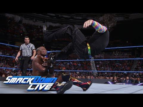 Xxx Mp4 Jeff Hardy Vs Shelton Benjamin SmackDown LIVE Aug 14 2018 3gp Sex