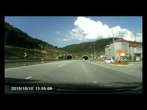 Bolu Dağı Tüneli Bol Düzce Otobanı