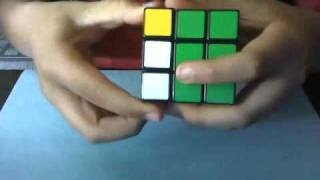 Solving a rubiks cube in less than 4 min!