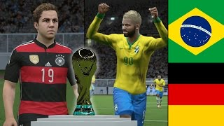 2018 FIFA World Cup Final - Brazil vs Germany