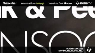 PeeTee & MJFuNk - Monsoon (Original Mix)