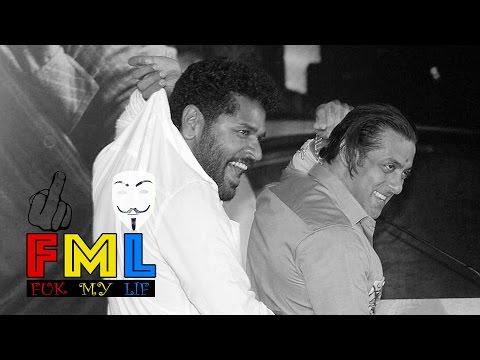 Salman Khan & Shah Rukh Khan Dance With Prabhu Deva, Govinda | FML