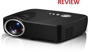 Syhonic GP70 1080P Full HD LED Mini Portable Projector Review