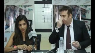 """مي عمر تحكي موقف مع الزعيم أثناء تصوير """"عفاريت عدلي علام"""""""