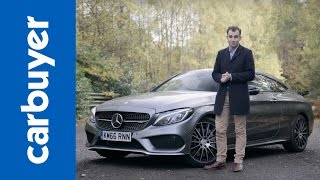 Mercedes C-Class coupe 2017 review - Carbuyer