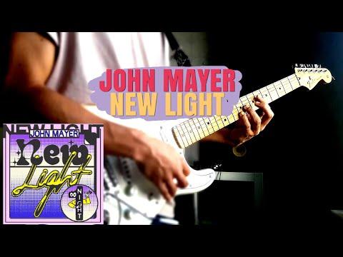 John Mayer - New Light | Guitar Cover