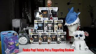 Funko Pop!,Feisty Pets,Fingerlings και άλλα από το Rosegal.