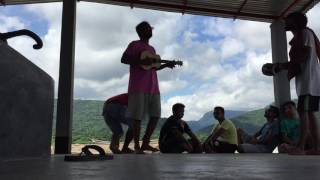 Jamming by the Mountains| পাহাড়ি আনন্দ :D