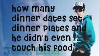 One Less Lonely Girl - Justin Bieber[LYRICS]