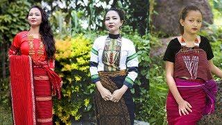 Chorei attire | Model | Chorei traditional dresses