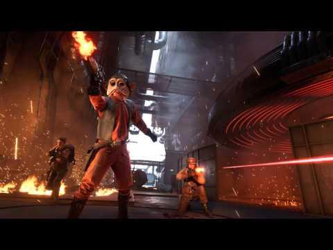 Star Wars Battlefront:Nien Nunb Voice