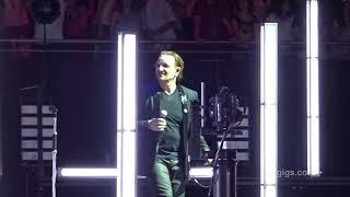 U2 Madrid Spanish Eyes 2018-09-21 - U2gigs.com