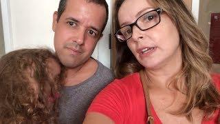 VOLTAMOS NO HOSPITAL COM A NINA / MAIS UNS DIAS SEM AULA - DIÁRIO ESCOLAR #55