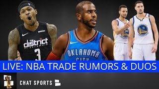 NBA Now – Latest NBA News With Jimmy Crowther & Tom Downey (July 15th)