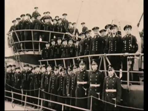 U 869 O Submarino perdido de Hitler Parte 1