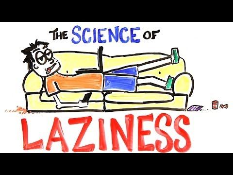The Science of Laziness