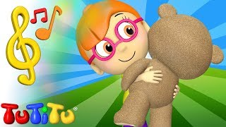 TuTiTu Toys and Songs for Children | Teddy Bear