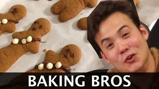 WOOKIE COOKIES GONE SEXUAL!!!!! • Baking Bros Ep. 1