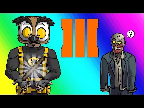 Black Ops 3 Zombies Funny Moments Minecraft Noobs Custom Map Mods