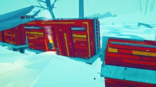 WHO COULD POSSIBLY SURVIVE HERE!? - The Long Dark Interloper Faithful Cartographer Gameplay Ep 4
