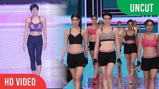 UNCUT - Triumph India Fashion Show 2018   Mandira Bedi As Showstopper